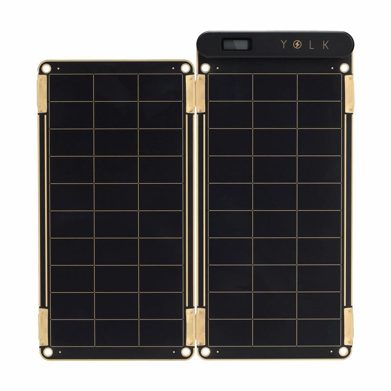 【YOLK(ヨーク)】ソーラー充電器 Solar Paper 5W 充電器 太陽光 太陽光充電器 ソーラー[▲][R]
