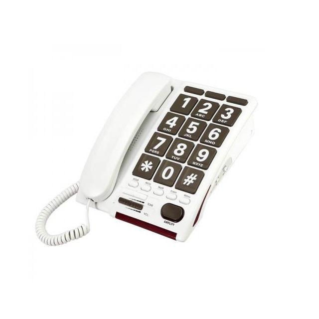 自立コム 電話増幅器 ジャンボプラス HD60J