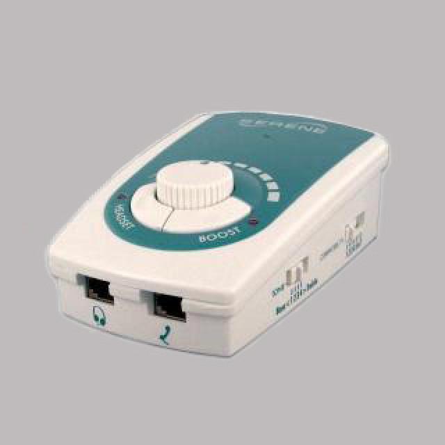 自立コム 電話増幅器 テレアンプIII B UA-50