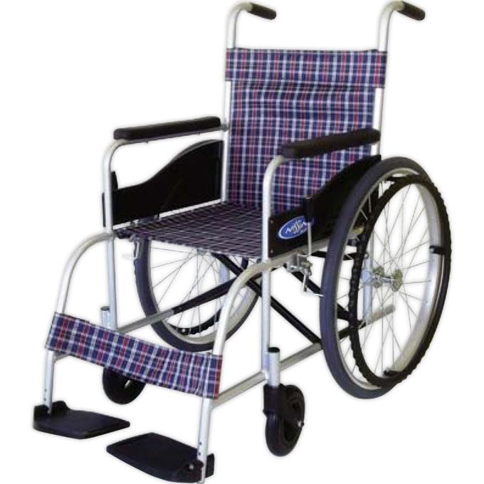 NEOシリーズ 自走式 NEO-0 座幅40cm NEO-0 日進医療器 JIS-QAP認証付ノーパンク車椅子