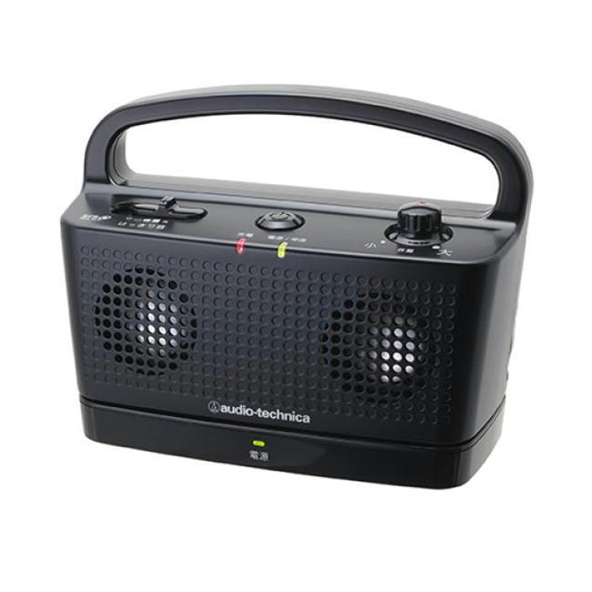 自立コム テレビ増幅器 サウンドアシスト ブラック AT-SP767TVBK