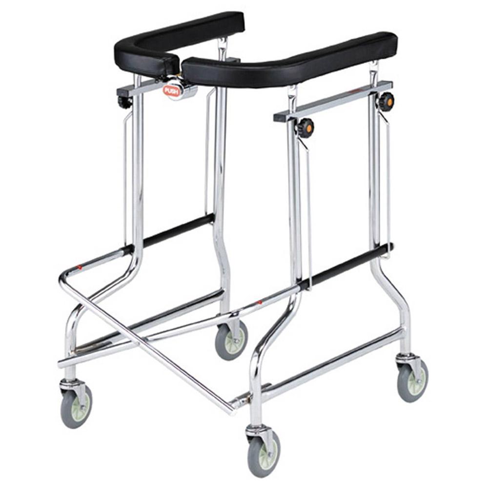 星光医療器製作所 歩行車 アルコー1型 屋内用 100001