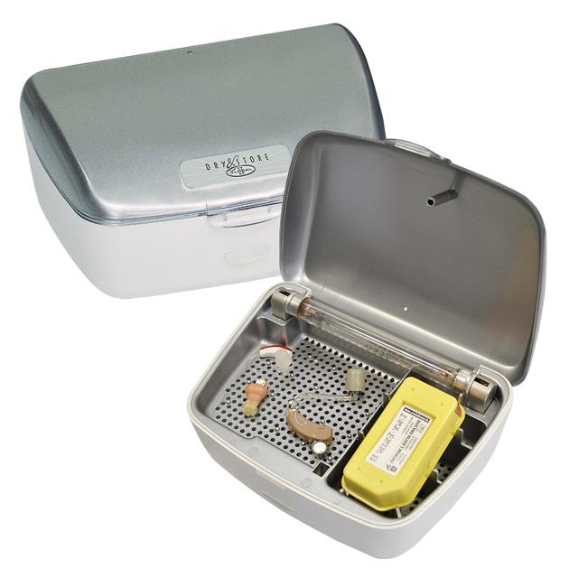DRY&STORE 補聴器乾燥器 ドライ&ストア グローバル型 Dry&Store Global II