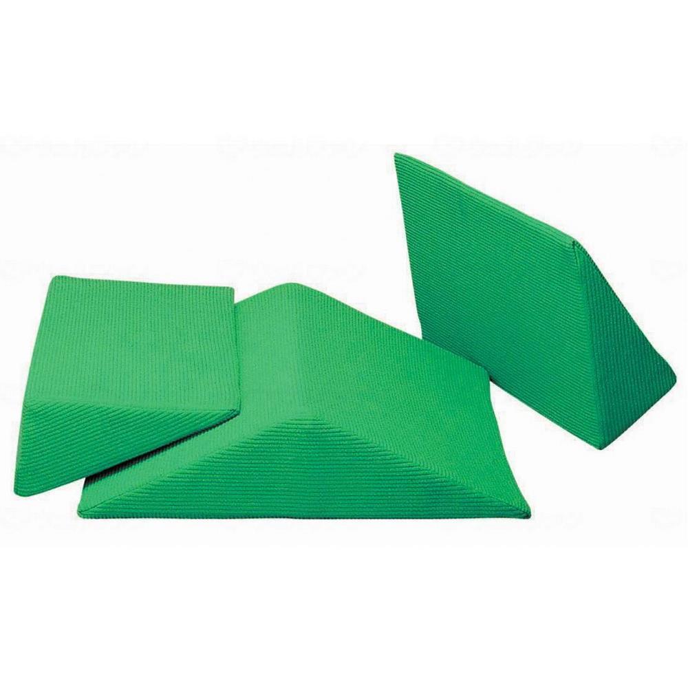 アイ・ソネック ナーセントパット 3点セット(大x1・小x2) グリーン 40×40×10cm・40×20×10cm