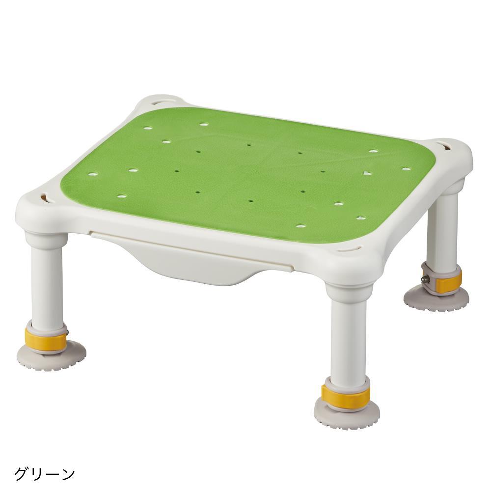 アロン化成 軽量浴槽台ジャスト グリーン 16-26 536557