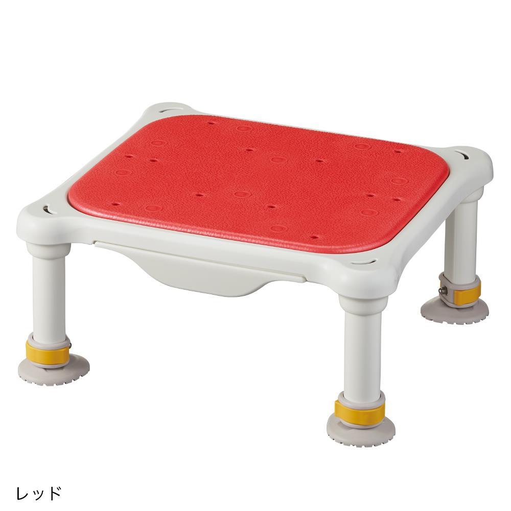 アロン化成 軽量浴槽台ジャスト ソフト レッド 16-26 536565