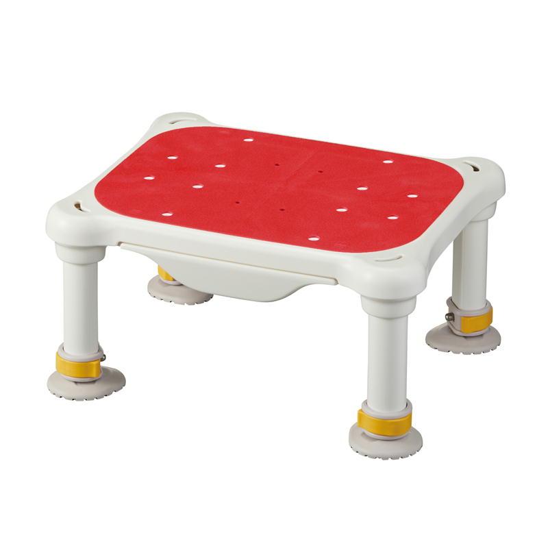アロン化成 軽量浴槽台ミニ レッド 12-20 536570