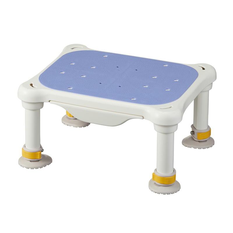 アロン化成 軽量浴槽台ミニ ブルー 16-26 536576