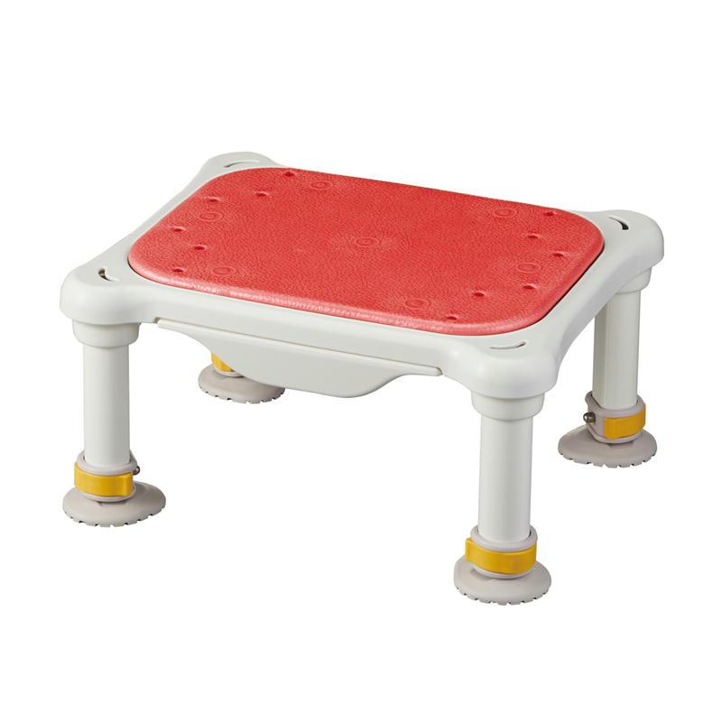 アロン化成 軽量浴槽台ミニ ソフト レッド 12-20 536580