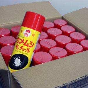 カメムシキンチョール 300ml x 20本 カメムシ用殺虫剤