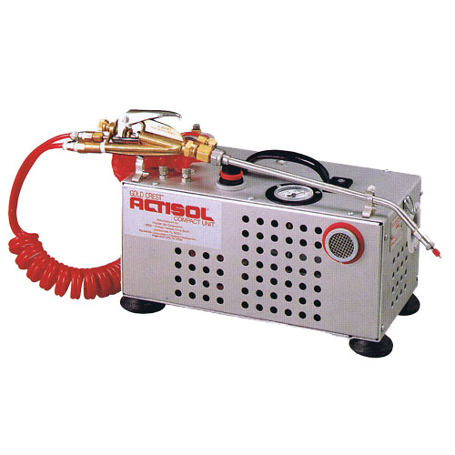 アクチゾールコンパクトユニット 業務用 殺虫剤噴霧機