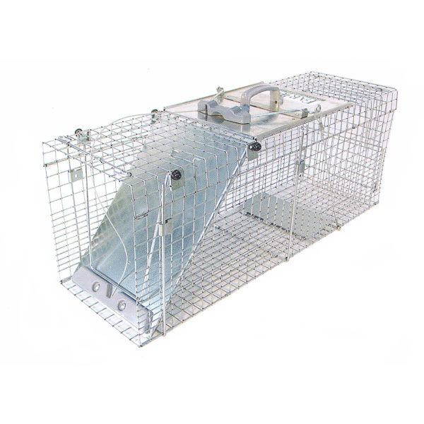 アニマルトラップ MODEL 1092 中型動物用箱わな