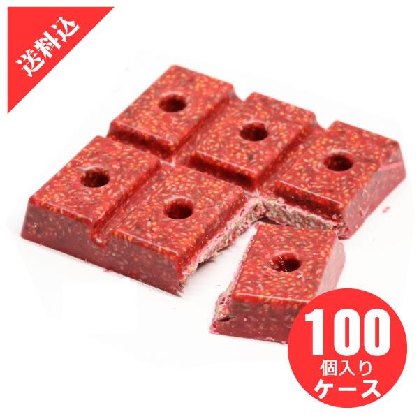 メリーブロック 120g ×100個/ケース 防水型殺鼠剤