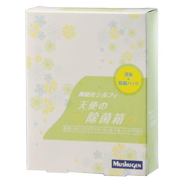 無臭元シルフィ 15g × 50箱入り 二酸化塩素 除菌・消臭剤