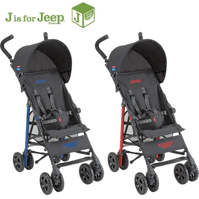 J is for Jeep ジープ ベビーカー スポーツ リミテッド(ベビーカー 折りたたみ コンパクト サスペンション ベビーカー jeep)