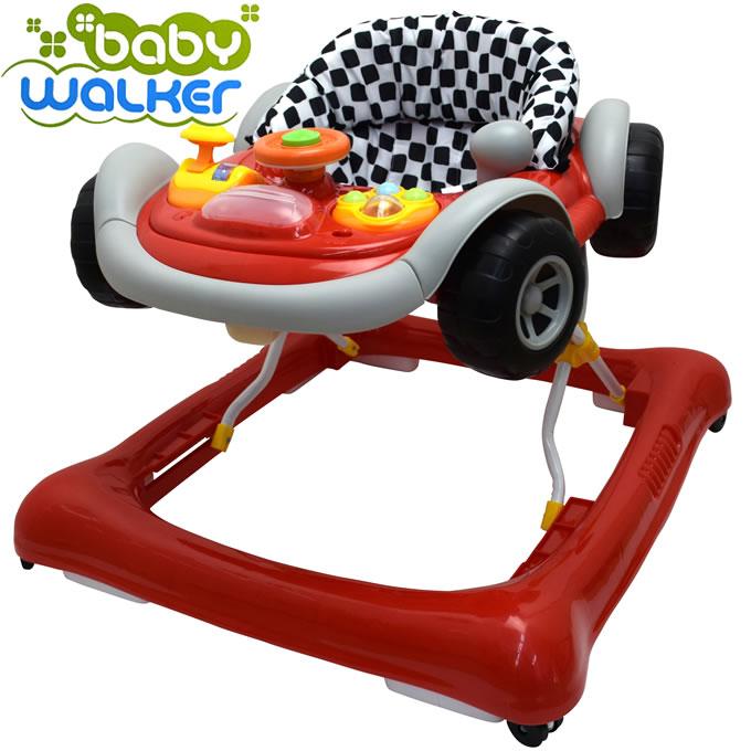 オリジナルベビーウォーカー F1 Baby Walker歩行器 ストッパー付き(歩行器 ベビー 赤ちゃん ベビー 歩行器)