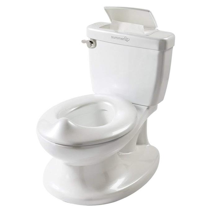 日本育児 MY SIZE POTTY マイサイズポッティ ホワイト おまる(トイレトレーニング 便座)