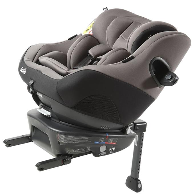 Joie(ジョイー) ISOFIX固定 回転式チャイルドシート Arc360°(アーク360°) GT サイドプロテクション エンバー(Joie チャイルドシート 新生児 ISOFIX 回転式 child seat)