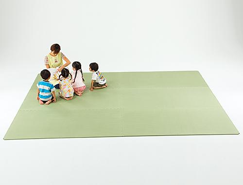 【送料無料】EVAたたみマット(防炎) 1畳・1枚 保育用品