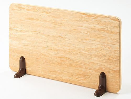 【代金引換不可】【お客様都合による返品交換不可】フリーローパーティション・木調 保育用品