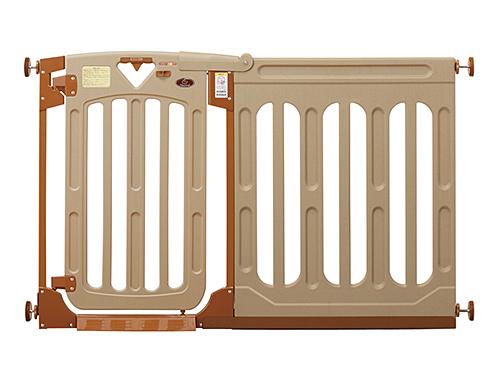 【代金引換不可】【お客様都合による返品交換不可】スマートゲート2+ワイドパネルL(幅115~163) 保育用品