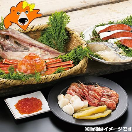 海鮮 詰め合わせ 送料無料 豪華 8種 海鮮セット 価格 10724円 海鮮 ギフト セット