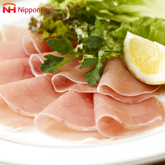 Year-end present gift ham Nippon Meat Packers orthodox school variety gift (SRT-308)