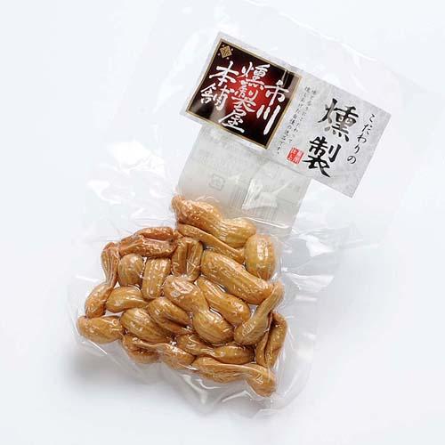 Ichikawa smoked smoked peanut