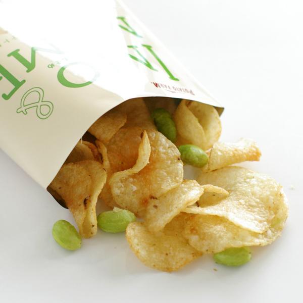 [POTATO FARM] 薯片+毛豆
