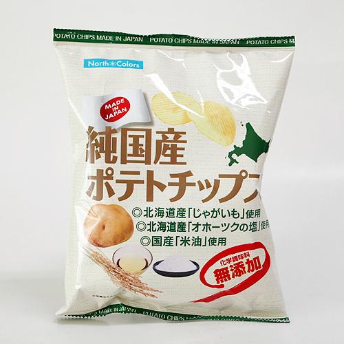 [North Colors] 纯国产薯片