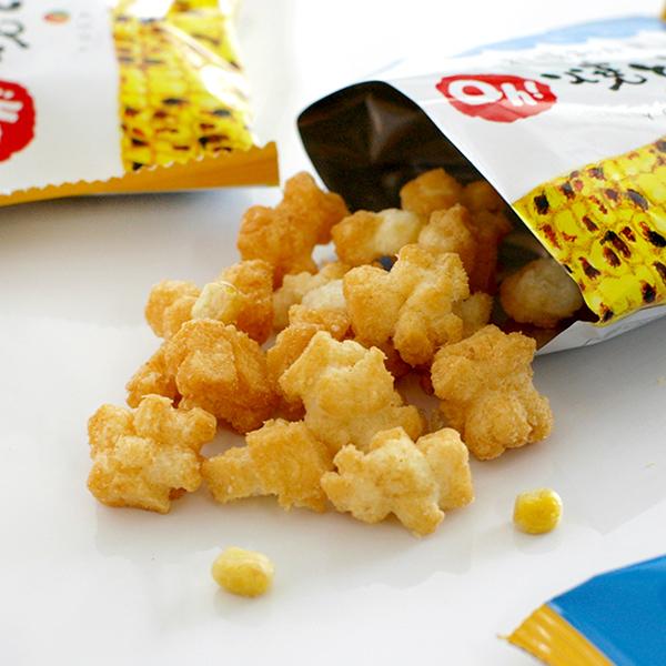 [YOSHIMI] 札幌玉米煎果 oh! 烤玉米 (北海道限定)