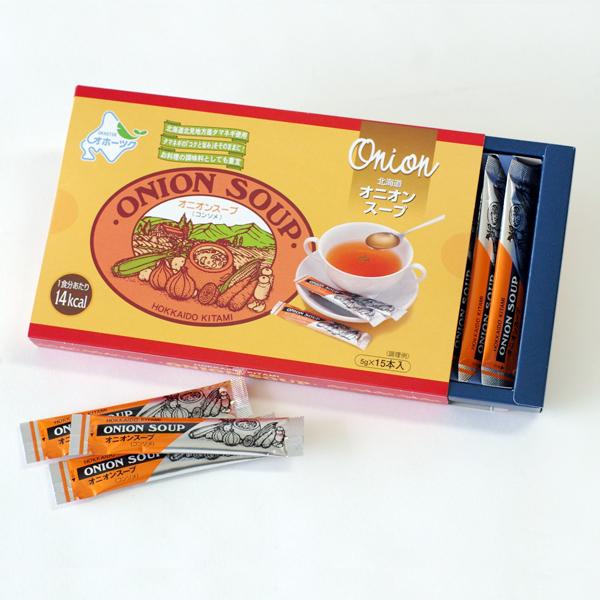 Onion soup [the Hokkaido souvenirs souvenirs souvenirs white return gifts giveaway] fs04gm