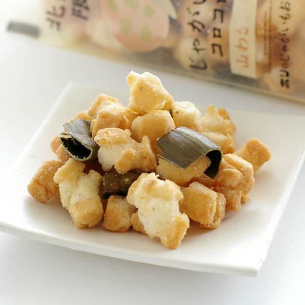 [HORI]  土豆小米菓 (山山葵)