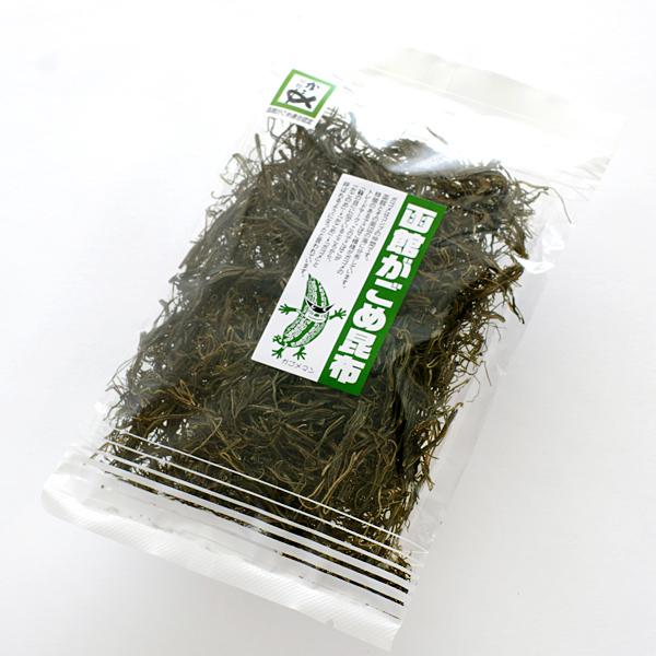 [Hokkaido seafweed] GAGOME KOMBU