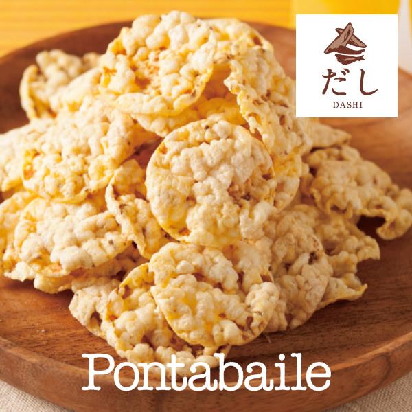 [Hokkaido snack] Hokkaido Corn Pontabaile ~ DASHI flavor