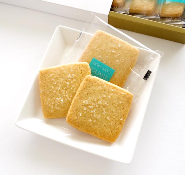 [北见铃木] nodoca北海道广场沙布列饼干(海盐椰香味)