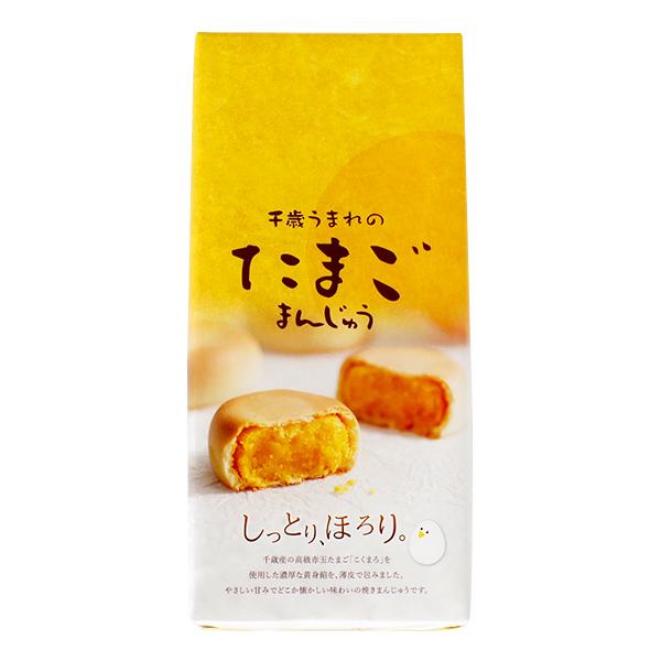 [morimoto] 千岁鸡蛋馒头 / 5 个入 【中国SF禁寄,EMS可】
