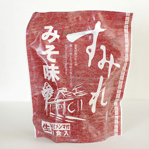 [SUMIRE] Sumire拉面 (味噌)   【中国SF禁寄,EMS可寄】