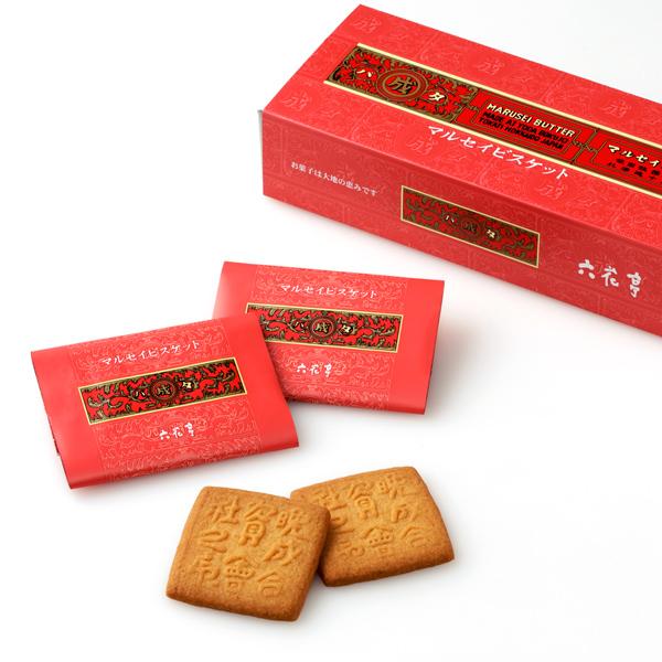 [ROKKATEI] Marusei biscuit (12 piece)