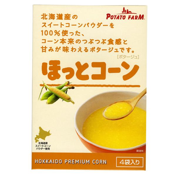 POTATO FARM 北海道玉米浓汤  [4袋]