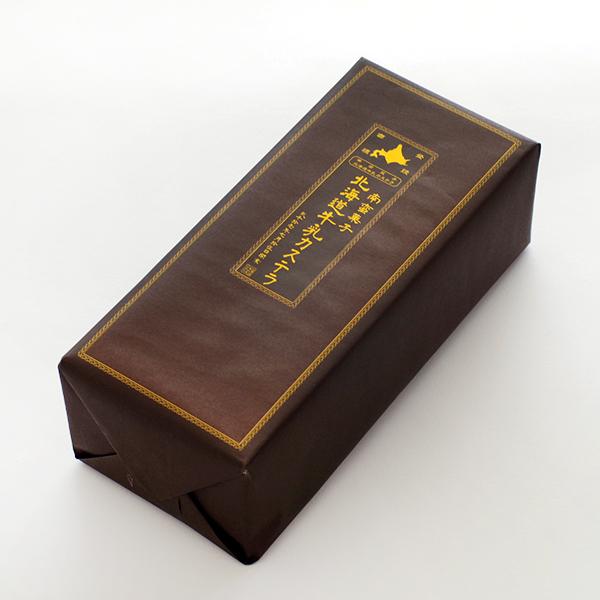 [北海道甜點] 北海道牛奶長崎蛋糕