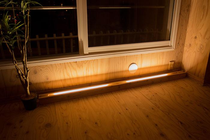 【北海道産カラマツ材】PURE WOOD LASER LIGHT 1820