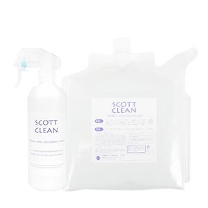 スコットクリーン3.5L受注生産の新鮮な物をすぐお届け 蔵 希釈で最大17.5Lの人やペットに無害な強力な除菌消臭剤に おすすめ特集 5倍濃縮の除菌消臭剤スコットクリーンたっぷり3.5Lセットすぐ使える500mlスプレーボトル付