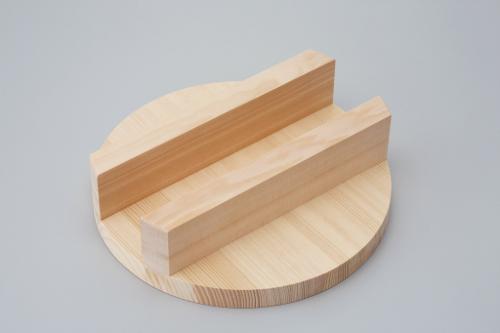 釜蓋 36cm用蓋 木製 釜用 木蓋 日本製