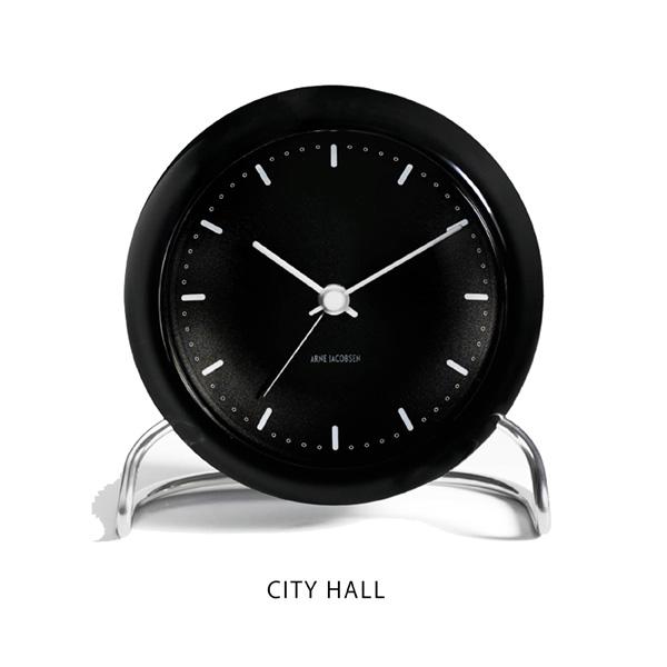 Arne Jacobsen City Hall Table Clockアルネ・ヤコブセン シティー・ホール テーブルクロック