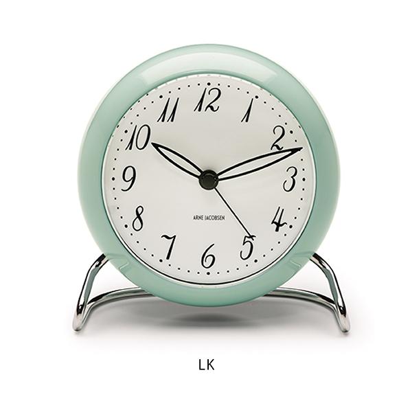 Arne Jacobsen Roman LK Table Clock 2018 Limited Colorアルネ・ヤコブセン LK テーブルクロック 2018限定色