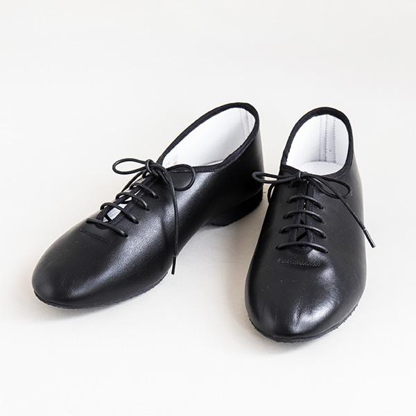 CATWORTH Jass Shoe Leather Black / カットワース ジャズシュー レザー ブラック
