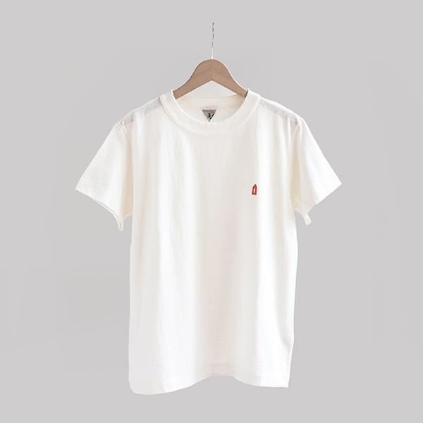 FilMelange フィルメランジェVINCE bound-neck T-shirt Whiteヴィンス バインダー Tシャツ ホワイト [1911000]