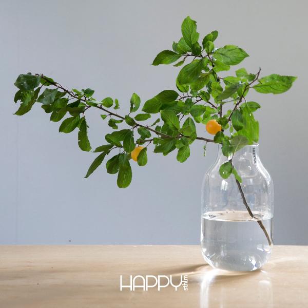 HAPPY sthlm MAITO flower vaseHAPPY sthlm マイト フラワーベース・花瓶(φ10cm/H17cm)[Dinner]