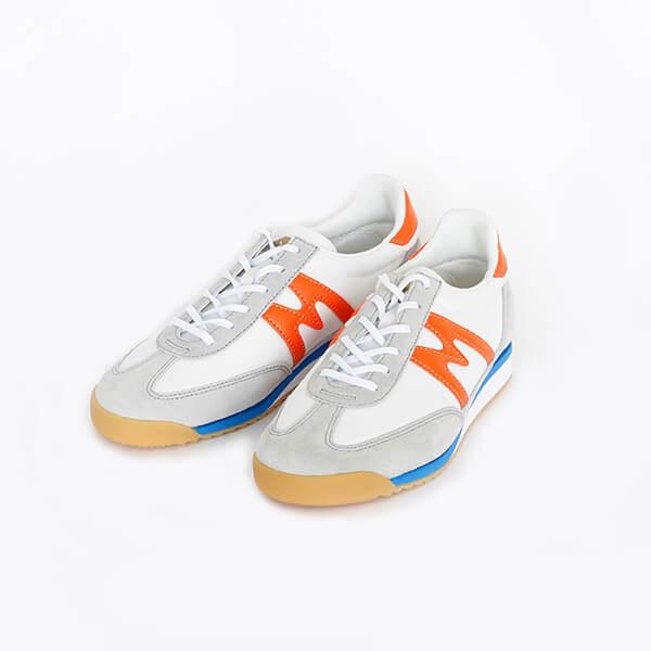 KARHU カルフChampionair Sneaker White/Flameチャンピオンエア スニーカー ホワイト/フレーム